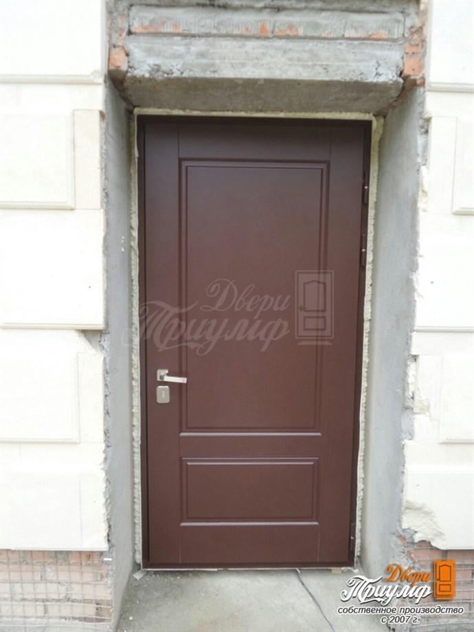 купить широкую дверь входную металлическую