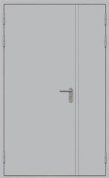 двери стальные межквартирные холл