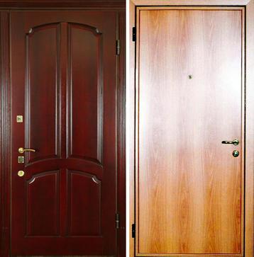 Установка металлических дверей щелково