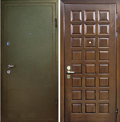 железные двери от производителя клинские цена