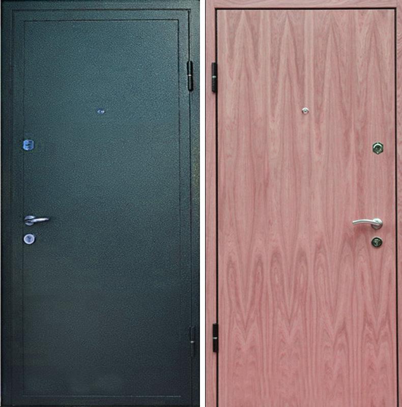 металлические двери с порошок ламинат от производителя