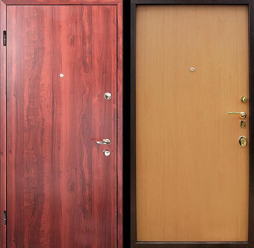 входные металлические двери ламинированные недорого