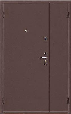 тамбурные стальные двери заказ